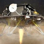 Historic step from China First time theyve landed a spacecraft on Mars