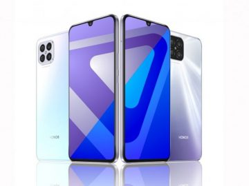 Honor Play 5 announced 5G support 66W fast charging and OLED display