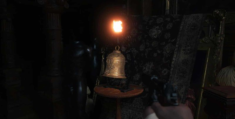 How to Solve the Resident Evil Village Bell Puzzle 1