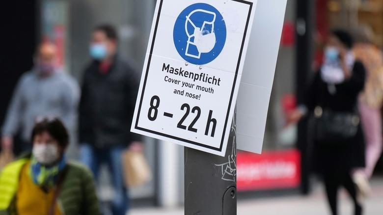 In Germany it was accepted that those who were vaccinated should be exempted from the restrictions.