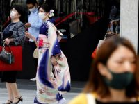 Japans state of emergency extends until May 31