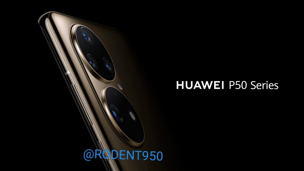 Leaked Images From Huawei P50 Again Point to a Different Design