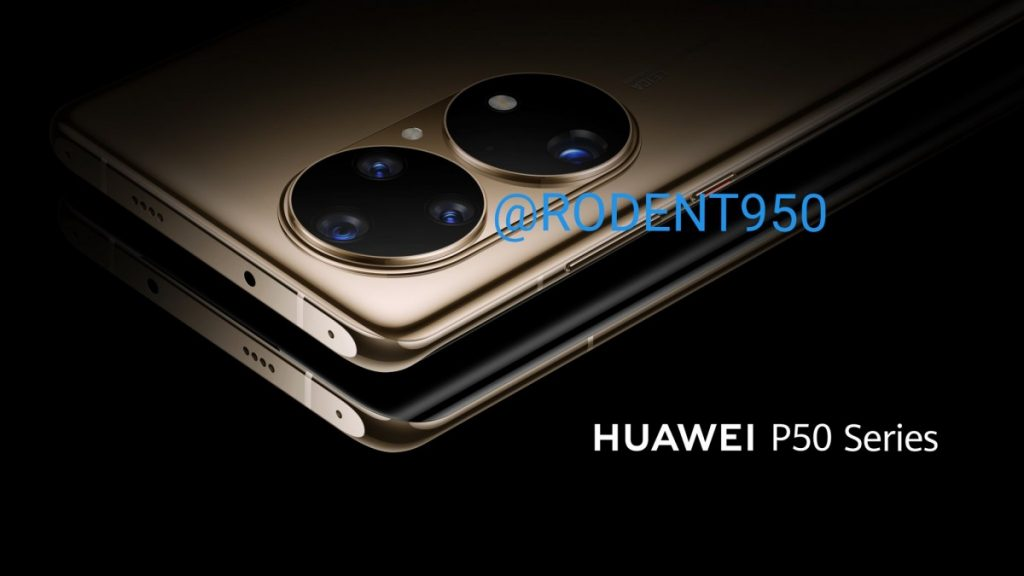 Leaked Images From Huawei P50 Again Point to a Different Design 2