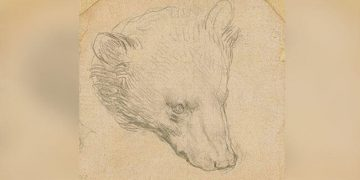 Leonardo da Vincis drawing to be sold for a fortune