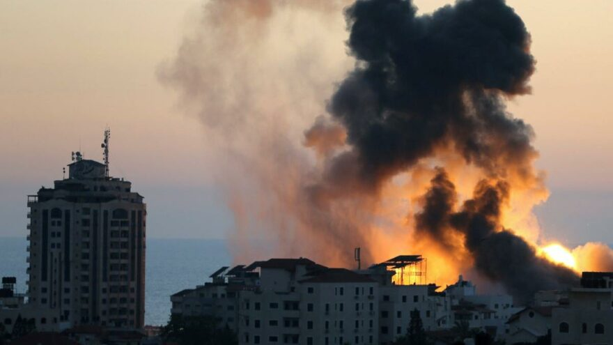 Losses are increasing in Gaza Death toll rises to 136
