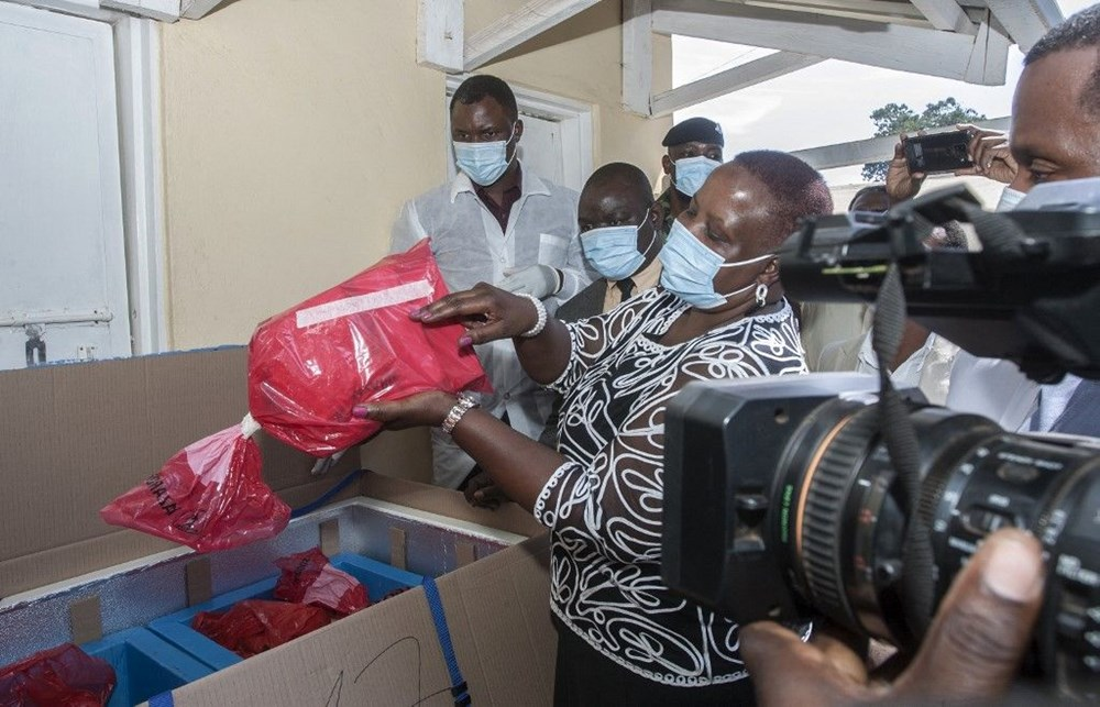 Malawi will destroy 20 thousand doses of coronavirus vaccine by burning 2