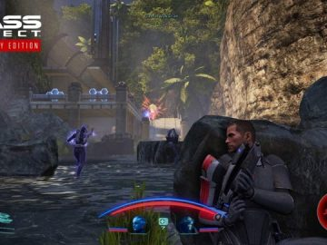 Mass Effect Legendary Edition Supports 120FPS on Xbox Series X not on PS5