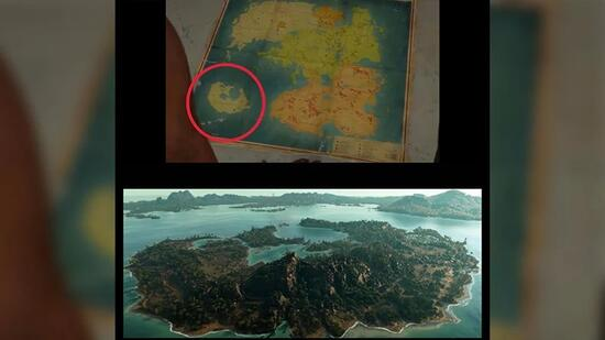 Massive Map of Far Cry 6 Revealed 1