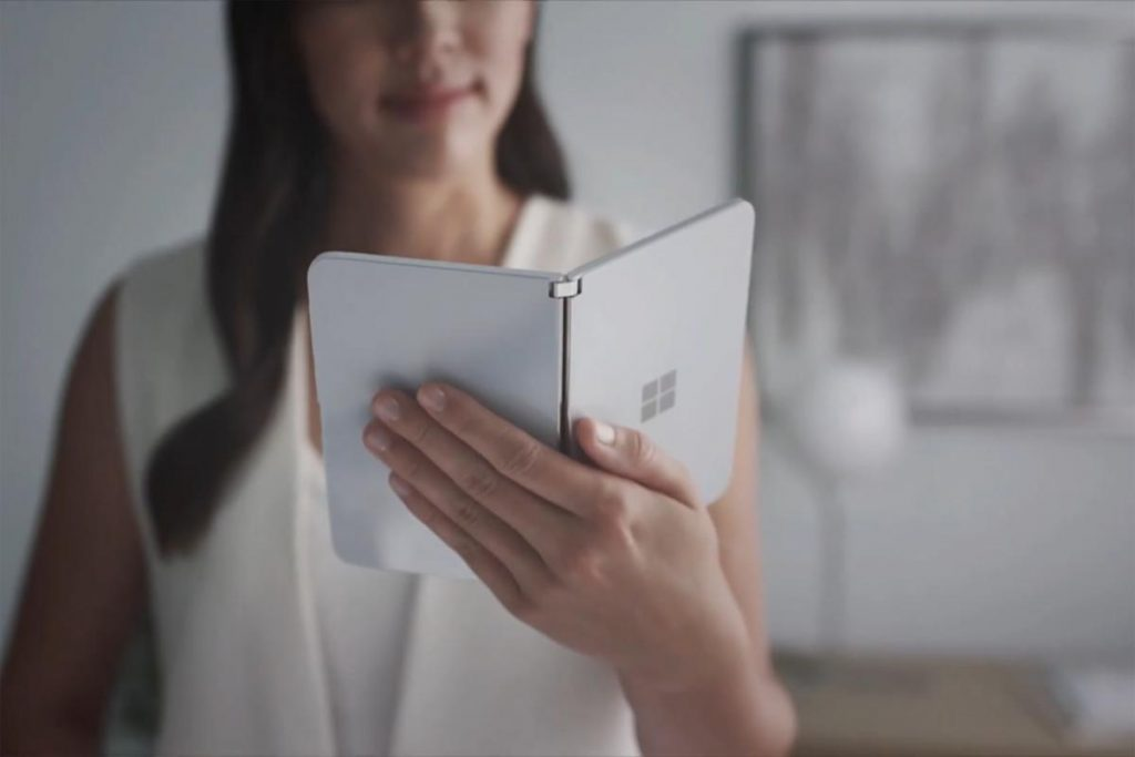 Microsoft Surface Duo back on sale
