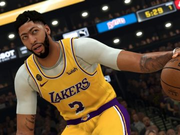 NBA 2K21 Is Free on the Epic Games Store