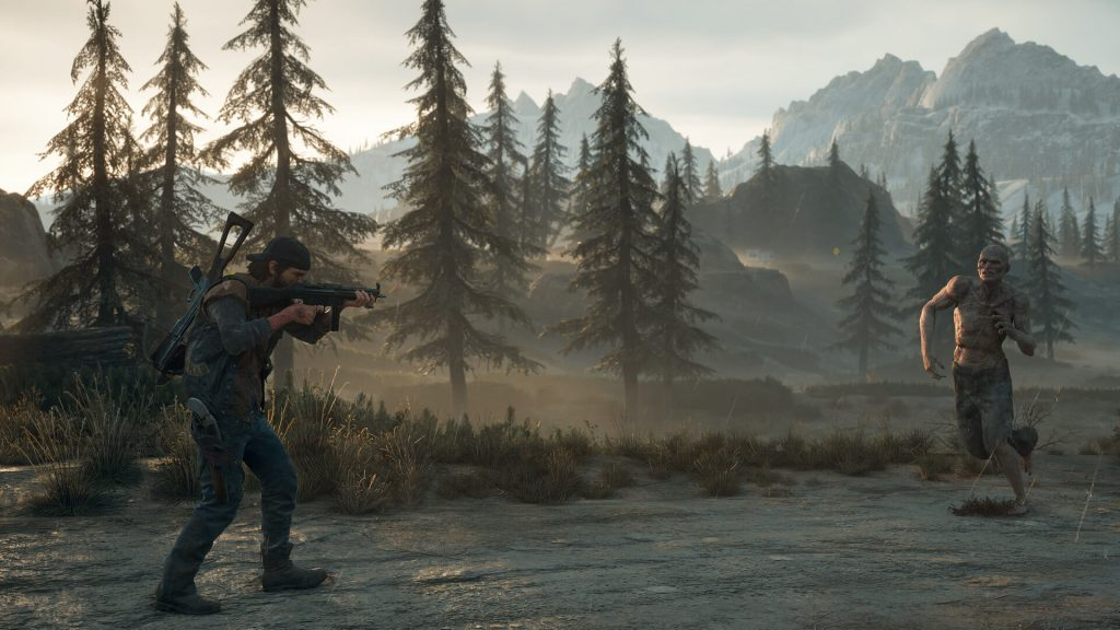 New Screenshots from Days Gone PC Version 1