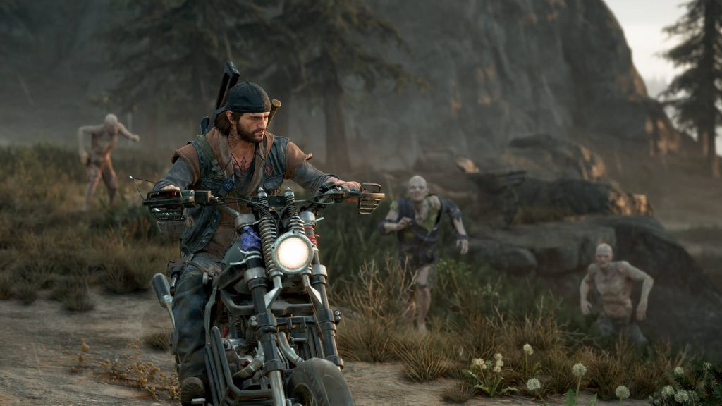New Screenshots from Days Gone PC Version