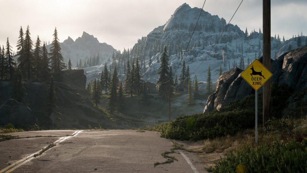 New Screenshots from Days Gone PC Version 2