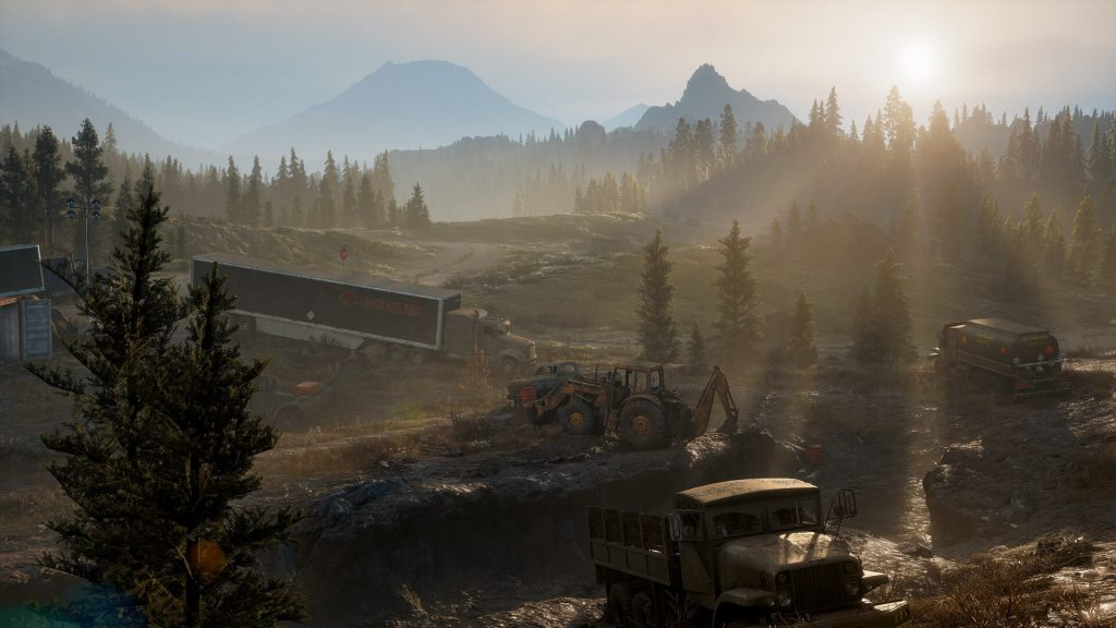 New Screenshots from Days Gone PC Version 5