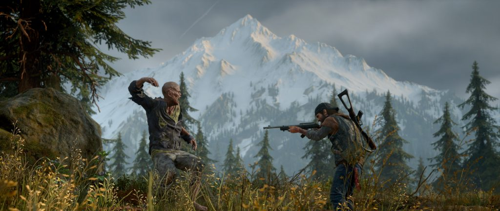 New Screenshots from Days Gone PC Version 8