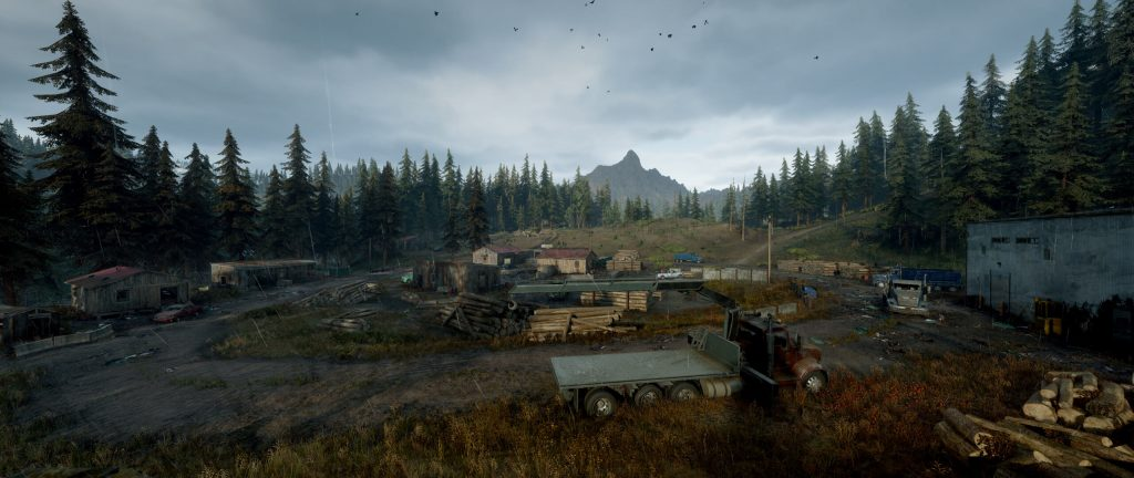 New Screenshots from Days Gone PC Version 9