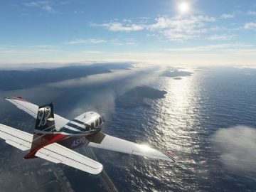 New update of Microsoft Flight Simulator halves the size of the game