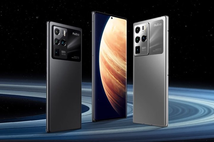Nubia Z30 Pro officially introduced Snapdragon 888 64MP camera and 120W fast charging