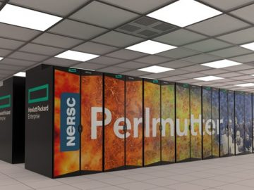 Nvidia unveils new supercomputer to create a 3D map of the universe