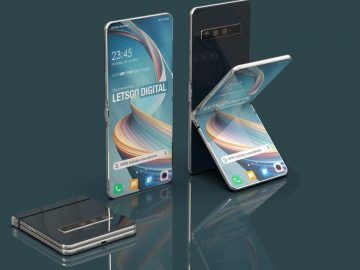 OPPO is on the agenda with its foldable phone claim