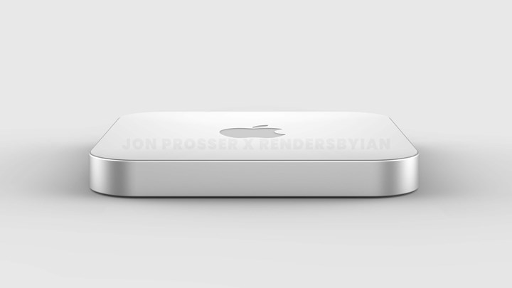 Possible design and some features of the new Mac mini with M1X processor revealed 1