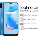 Realme C11 2021 enters the market with a price tag of 110