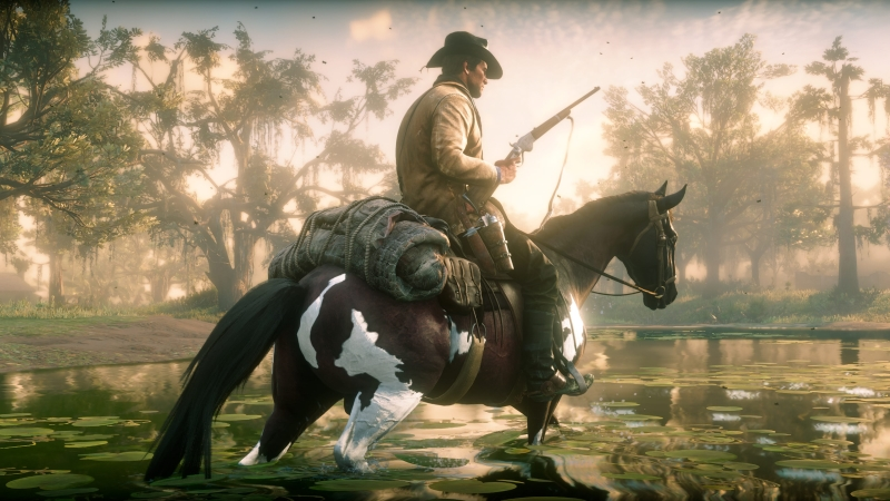 Red Dead Redemption 2 Looks Incredible in 8K Resolution