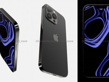 Render images released showing the design of iPhone 13 Pro