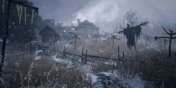 Resident Evil Village is in the spotlight for alleged theft