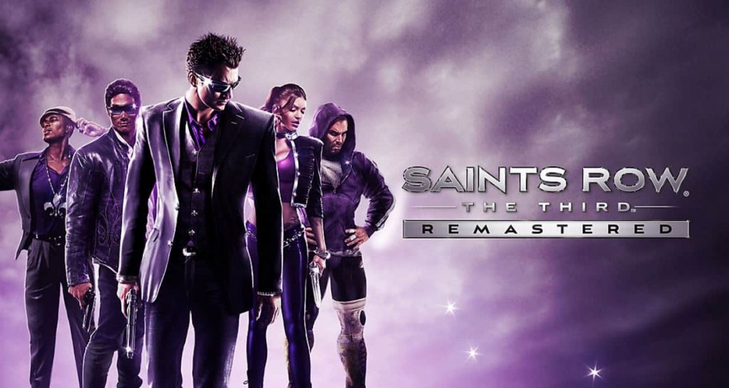 Saints Row The Third Remastered Comes to Steam This Month