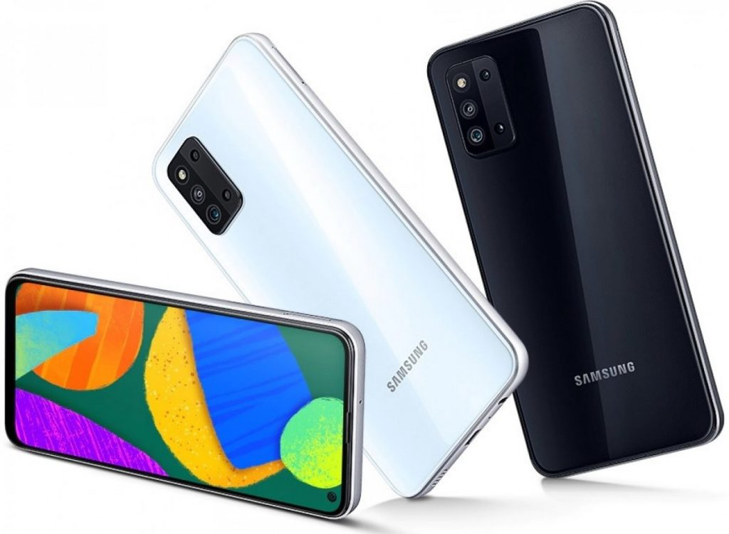 Samsung Galaxy F52 5G unveiled Here are its features and price 1
