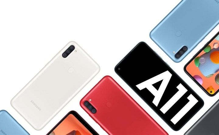 Samsung continues android 11 updates Its galaxy A11s turn