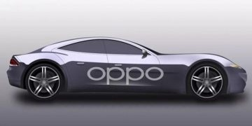 Smartphone maker Oppo can also build its own car