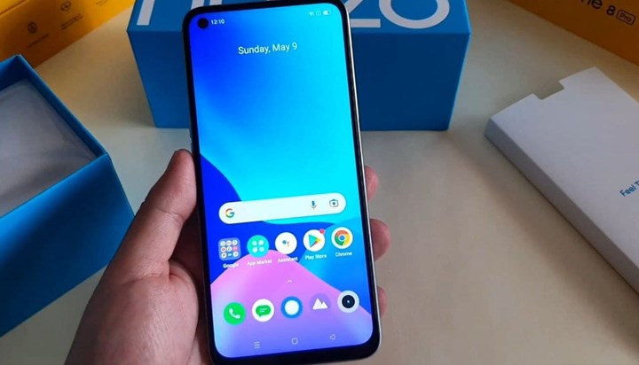 Technical specifications and images of Realme Narzo 30 revealed 2
