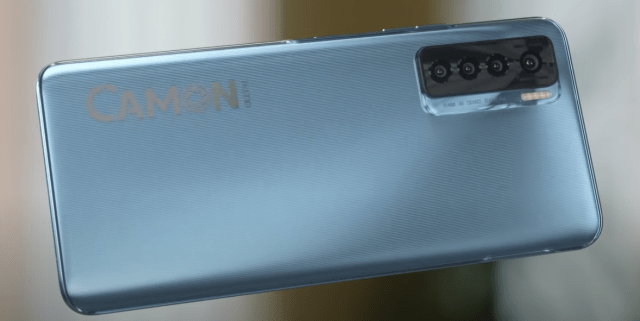 Tecno Camon 17 Pro introduced Here are the features 1