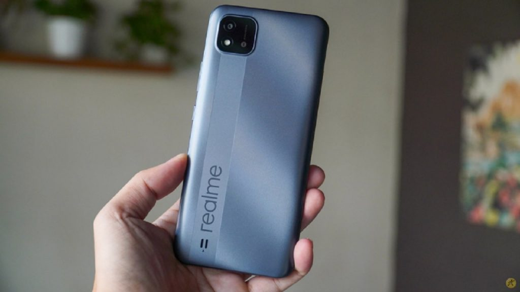 The Realme C20A was announced with a price of 100
