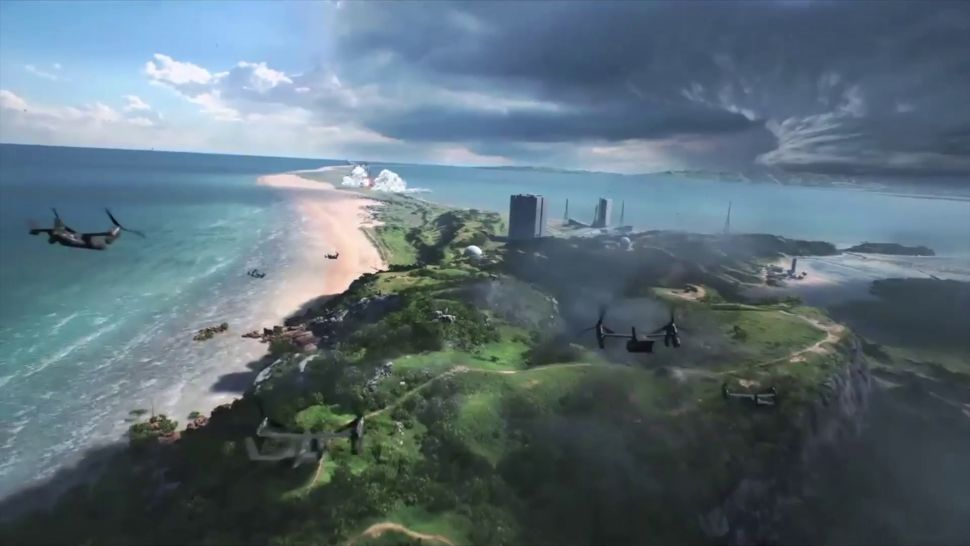 The first screenshots from Battlefield 6 have been leaked 1