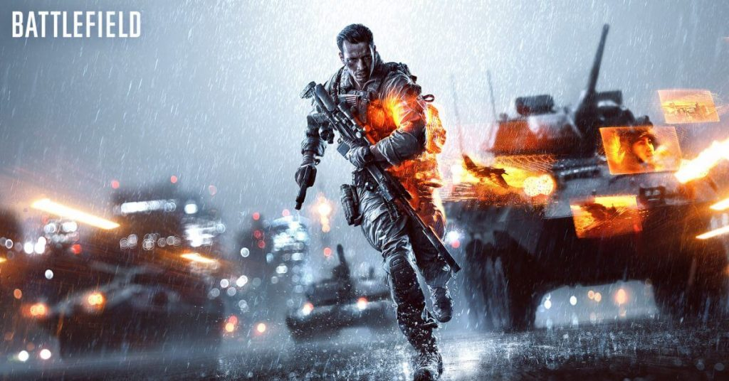 The first screenshots from Battlefield 6 have been leaked 3