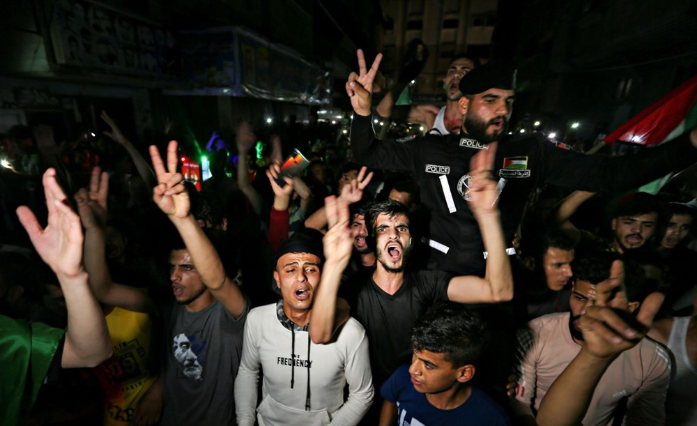 The joy of ceasefire in Gaza and the West Bank 1