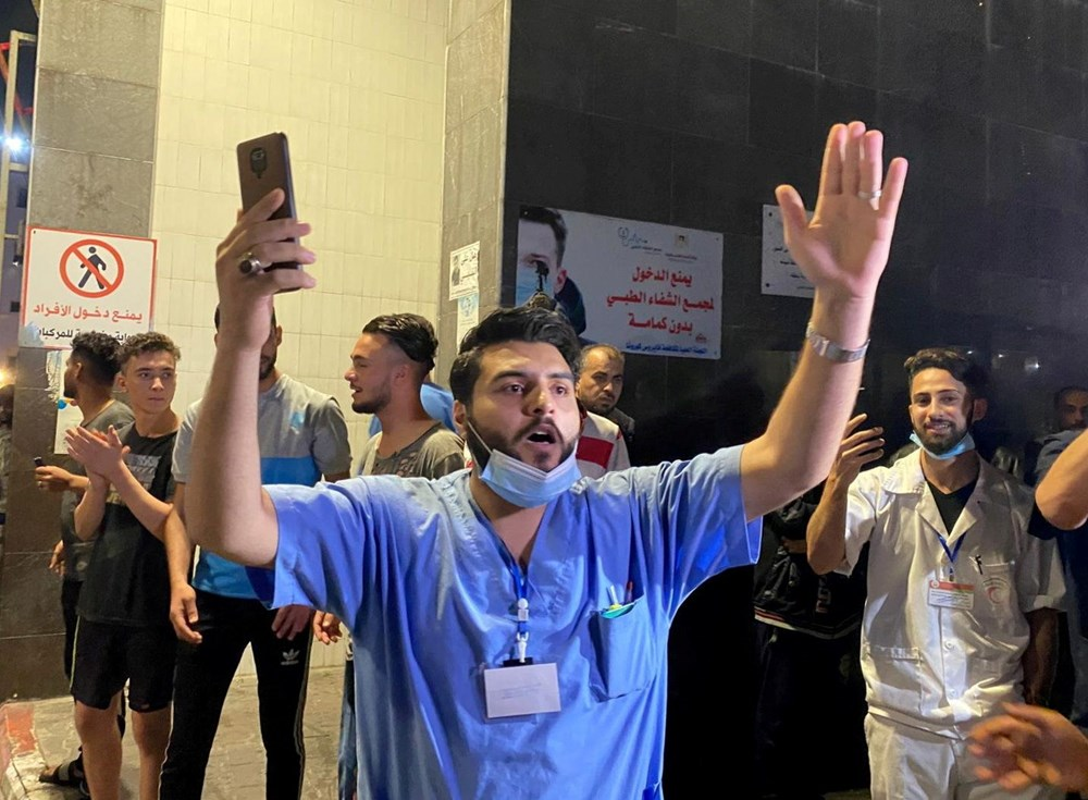 The joy of ceasefire in Gaza and the West Bank 2