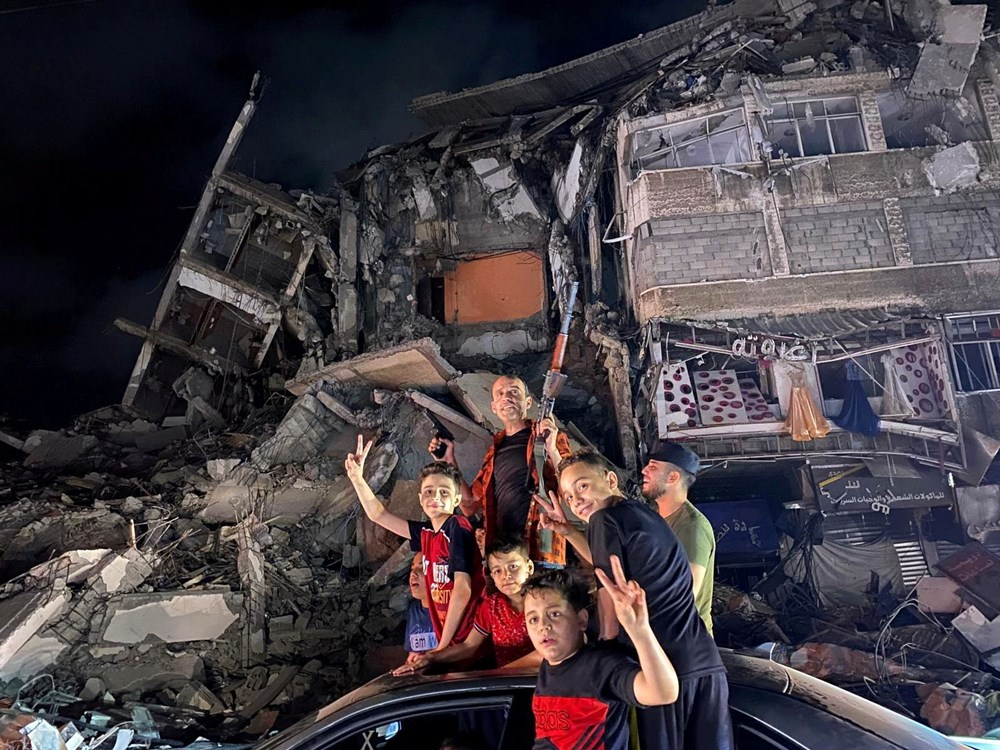 The joy of ceasefire in Gaza and the West Bank 3