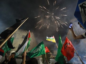 The joy of ceasefire in Gaza and the West Bank 5