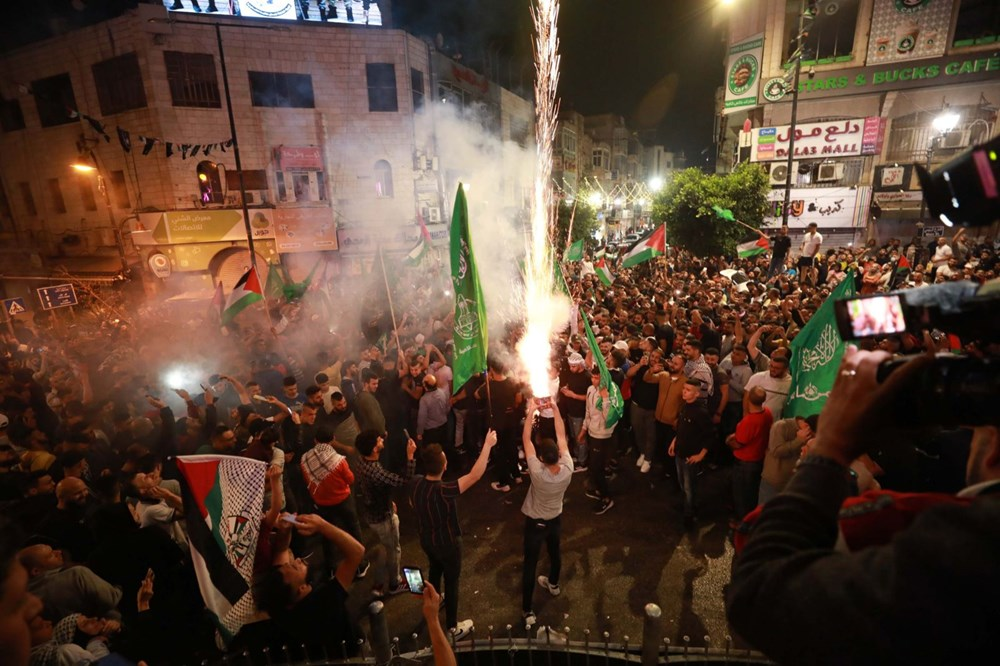 The joy of ceasefire in Gaza and the West Bank 6