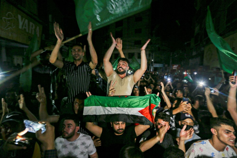 The joy of ceasefire in Gaza and the West Bank