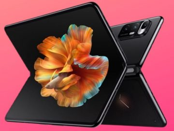 The new Mi Mix Fold model is coming