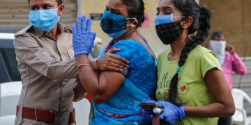 The record for the disaster was broken in India The number of cases exceeded 400 thousand