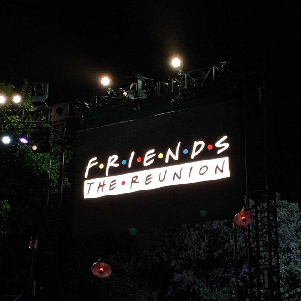 The release date of the Friends special episode has been announced 1