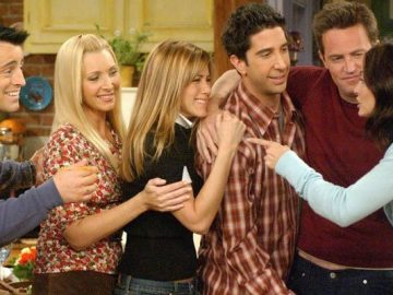 The release date of the Friends special episode has been announced