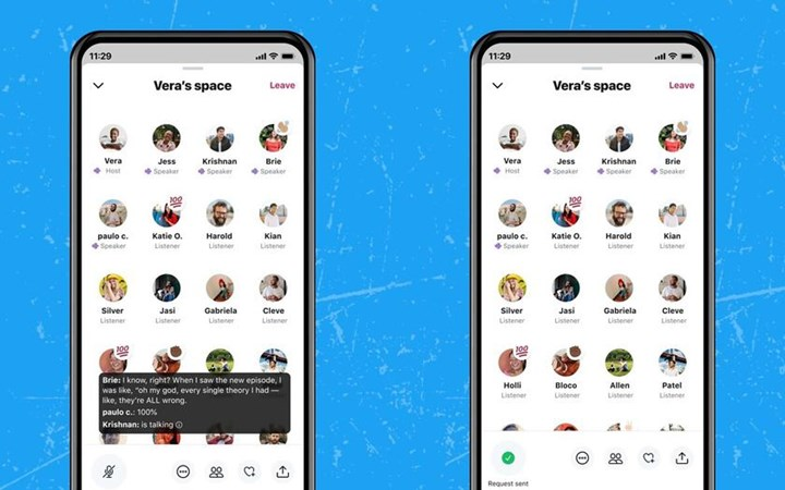 Twitter officially launches feature to rival Clubhouse