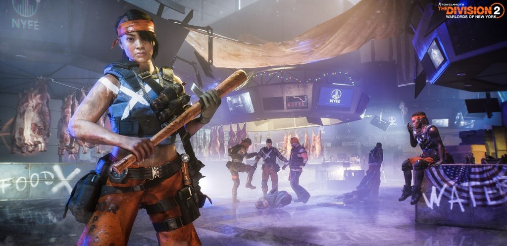 Ubisoft announces a free The Division game 1